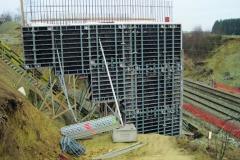 MF 80 Stahl-Rahmenschalung